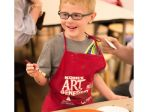 Families will have many hands-on art opportunities Feb. 21 & 22