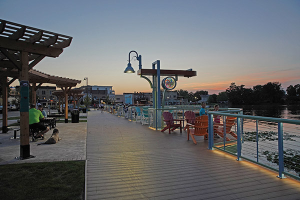 Oconomowoc Boardwalk